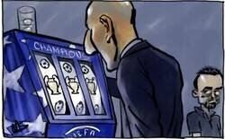 Enlace a La suerte del Madrid, por @yesnocse