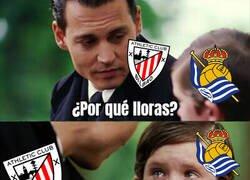 Enlace a Hoy tendría que haber sido el día del fútbol vasco