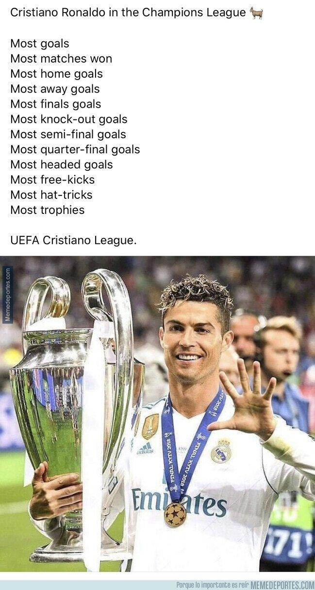 1102942 - El más grande de la Champions sin duda