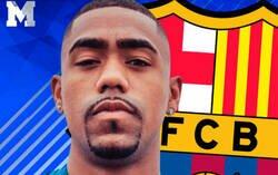Enlace a Malcom le acaba de dar un revés al Barça de Valverde desvelando algo que se venía rumoreando hace mucho tiempo
