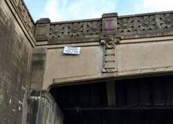 Enlace a El letrero de bienvenida que le pusieron a Crouch al llegar a Burnley