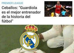 Enlace a Ya sabemos de alguien que difícilmente vuelva al Madrid