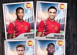 Enlace a Si algunos jugadores se nacionalizaran españoles, por @433