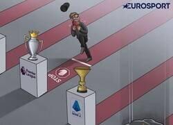 Enlace a La Eredivisie, la primera en caer, por @zezocartoons