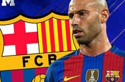 Enlace a Toda la historia detras del único gol de Mascherano con el Barça