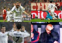 Enlace a Se cumplen 6 años del 0-4 del Madrid de la décima al Bayern de Pep