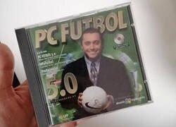Enlace a Adiós a la mítica imagen del PC Fútbol