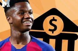 Enlace a Los 10 jugadores sub 18 más valiosos del mundo en la actualidad