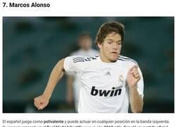 Enlace a Siete jugadores que no recordabas con la camiseta del Real Madrid