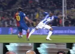 Enlace a Henry cada vez que le recuedan el gol de Messi al Málaga
