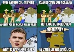 Enlace a Menudo trucazo el de Trippier