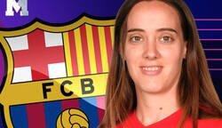 Enlace a El aplaudido hachazo de Marta Unzué que deja en evidencia el machismo de la portada de Sport