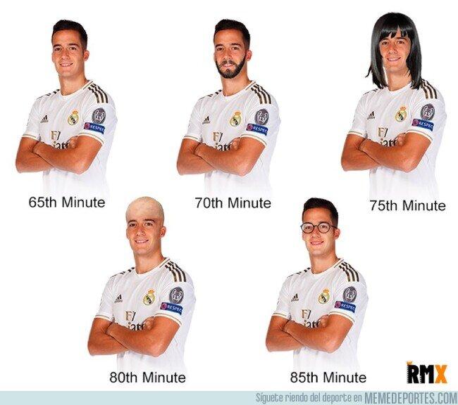 1104228 - Los 5 cambios que Zidane tendrá preparados