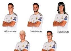 Enlace a Los 5 cambios que Zidane tendrá preparados