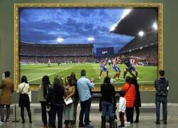Enlace a Un año de la postal de Benzema en el Calderón