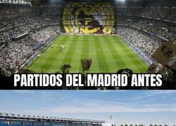 Enlace a El Madrid ni siquiera jugará en el Bernabéu sus partidos a puerta cerrada
