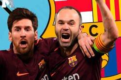 Enlace a El 11 de jugadores que más partidos han jugado con Iniesta, por Transfermarkt