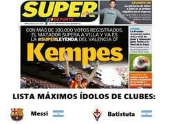 Enlace a Otro argentino se suma a la lista de máximos ídolos