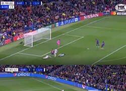 Enlace a Como si Liverpool no hubiera creado opciones en Camp Nou...