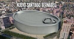 Enlace a Que guapo el Nuevo Santiago Bernabéu