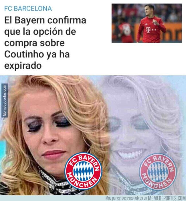 1105061 - Así han encajado la noticia los directivos del Bayern