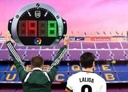 Enlace a La Liga está de vuelta, por @postutd