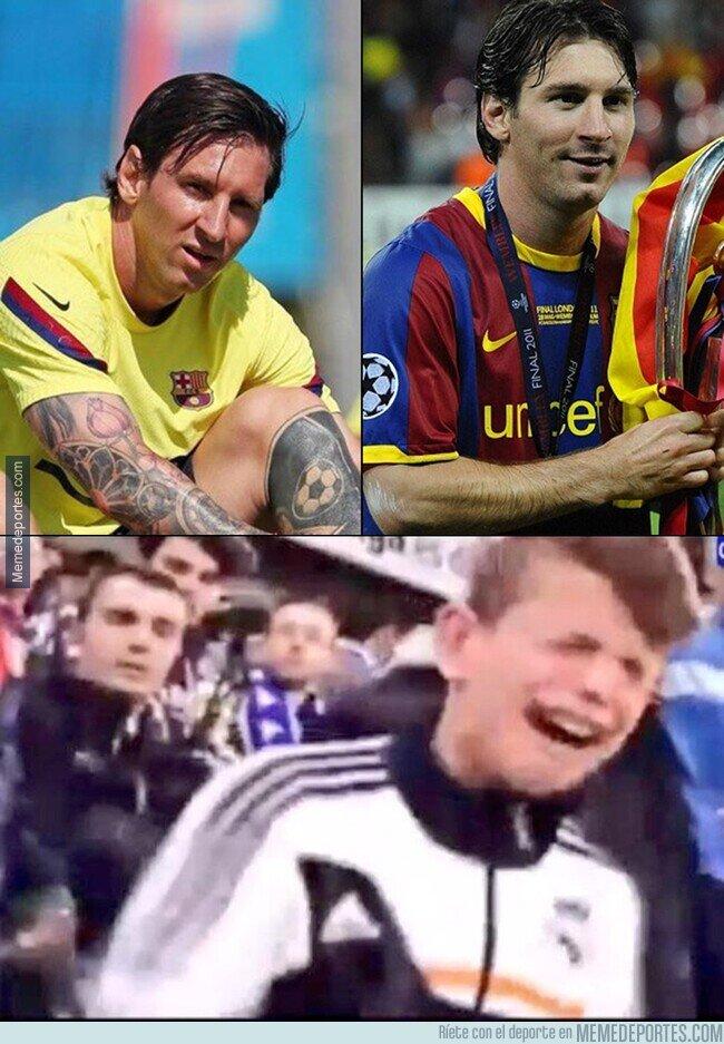 1105211 - Messi volvió al estilo de 2011. La temporada se acabó