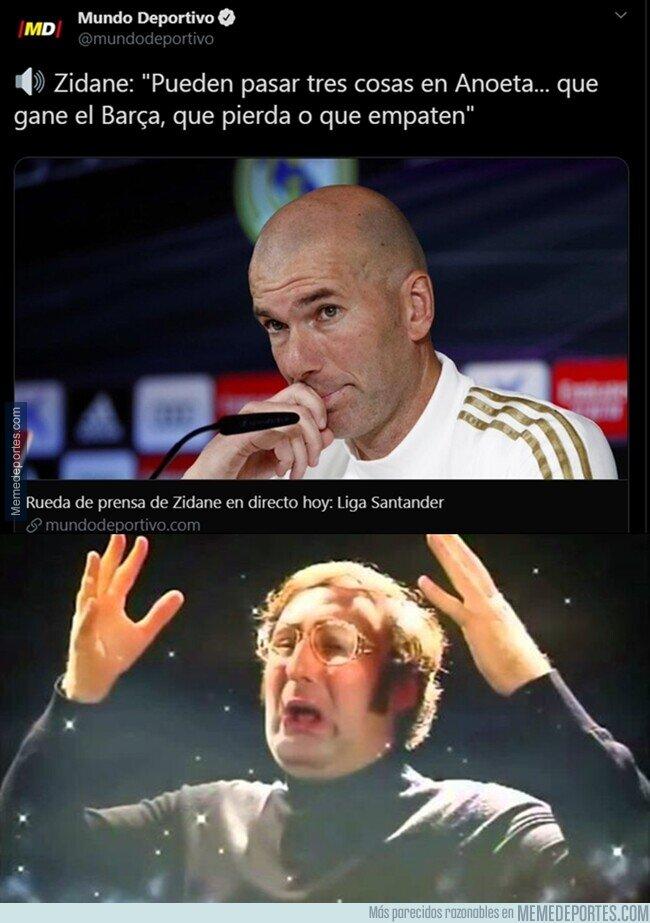 1105231 - No merecemos a Zidane