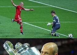 Enlace a 7 años de la gran revancha de Robben