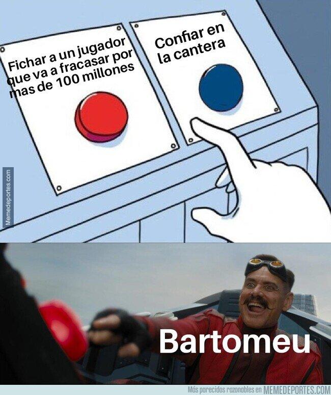 1105337 - Bartomeu y su gestión...