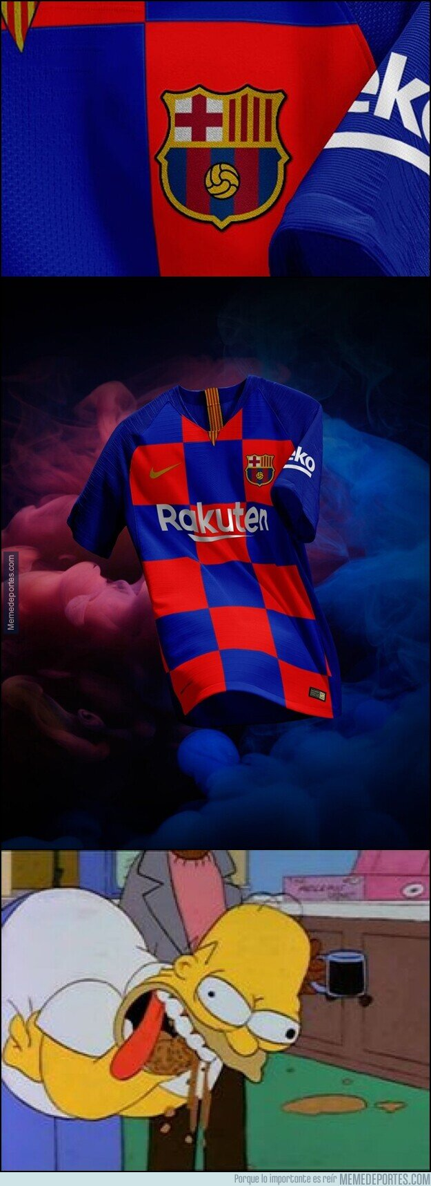 1105360 - Hace 2 años el Barça trató de vendernos una aberración sin nombre