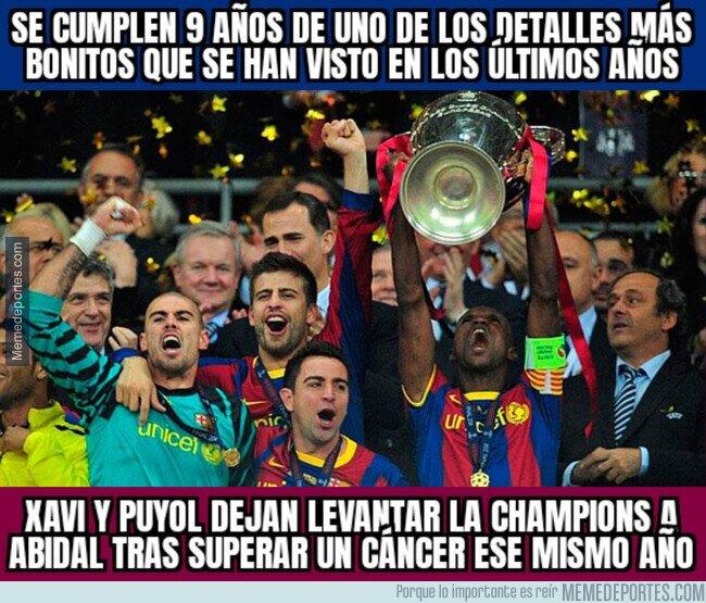 1105391 - 9 años de la cuarta Champions azulgrana