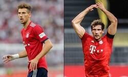 Enlace a Como un león. El impresionante cambio de Goretzka con los gimnasios del Bayern