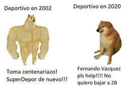 Enlace a Meme doge Deportivo