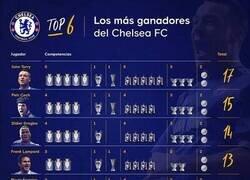 Enlace a Los más ganadores del Chelsea