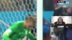 Enlace a A otro nivel: Agüero hizo streaming de él reaccionando a la semifinal contra Holanda.