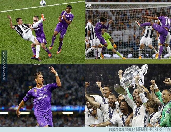 1105785 - Se cumplen 3 años de la duodécima del Madrid. El mejor año del Madrid de Zidane.
