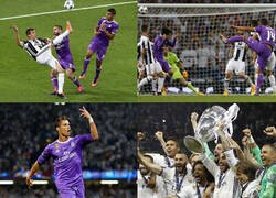 Enlace a Se cumplen 3 años de la duodécima del Madrid. El mejor año del Madrid de Zidane.