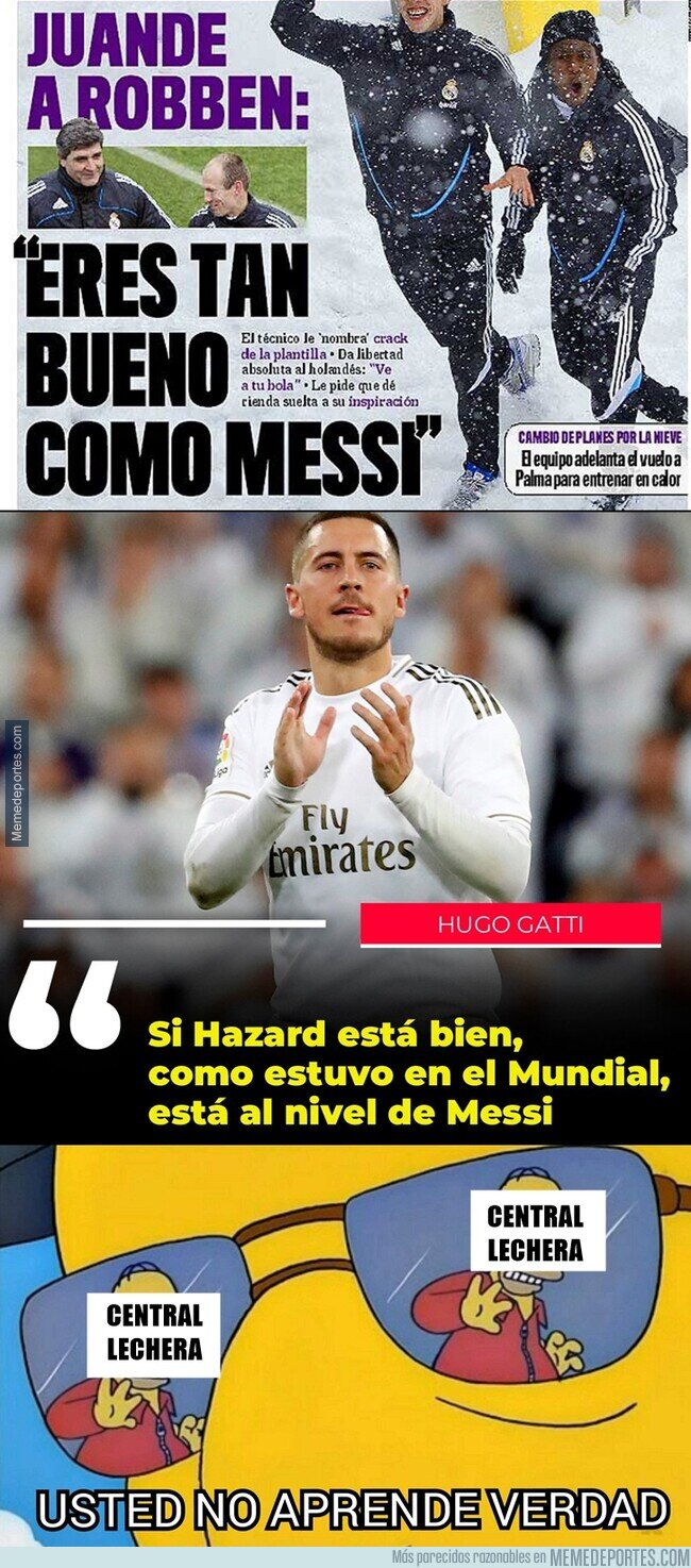 1105937 - En Madrid llevan 15 años buscando a su Messi particular. Han fallado en todas.