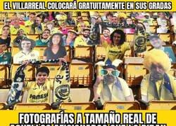 Enlace a Todos los respetos para el Villarreal