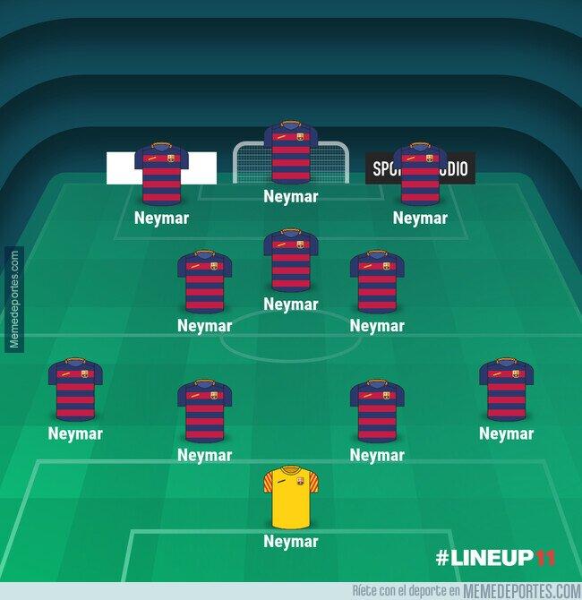 1106113 - Plantilla del Barça para la temporada que viene, según la prensa