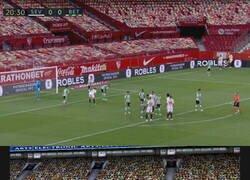 Enlace a La Liga usando el público del FIFA 99