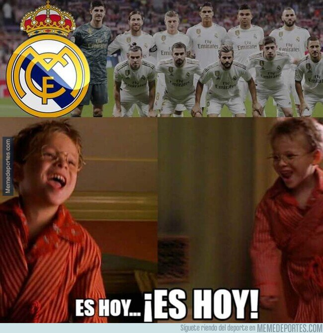 1106506 - Vuelve el Madrid