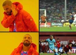 Enlace a Siempre hay un primer gol especial