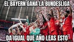 Enlace a El Bayern, nuevamente campeón