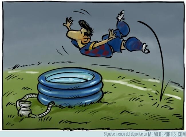 1106705 - La mejor jugada de Messi frente al Leganés, por @yesnocse