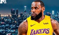 Enlace a La alucinante casa que se ha comprado LeBron James en Los Ángeles con la que todo el mundo está alucinando