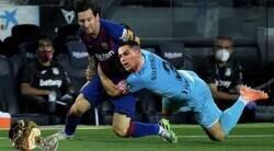 Enlace a Cristiano no quiere que Messi se lleve el séptimo balón de oro