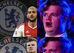 Enlace a Se está moviendo bien el Chelsea