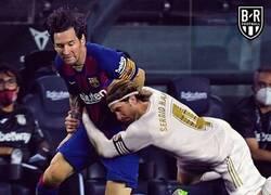 Enlace a El Madrid no se despega de la lucha por LaLiga, por @brfootball